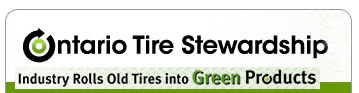 Ontario Tire Stewardship Program